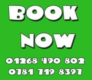 Book a Bouncy Castles Basildon Essex
